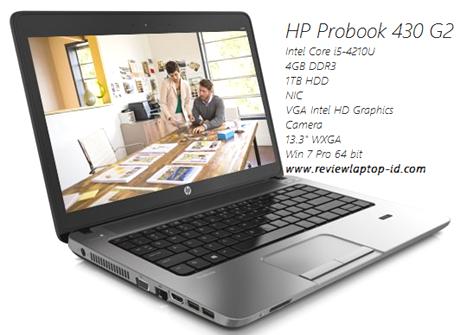 HP Probook 430 G2 4PT