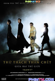 Thử Thách Thần Chết: Giữa Hai Thế Giới - Along with the Gods: The Two Worlds