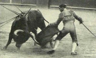1913-03-23 (PyP p. 31) San Sebastian Machaquito en su primero_thumb[5]