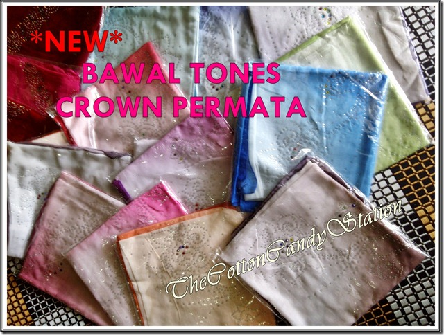 BAWAL CROWN PERMATA