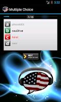 Screenshot of Next Level English Vocabulary