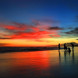 PARANGTRITITIS by Mh Gandung - Landscapes Sunsets & Sunrises ( #jogja, #paris #parangtritis )