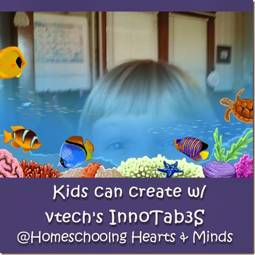 Win a VTech InnoTab 3S from Homeschooling Hearts & Minds! ends 10/15