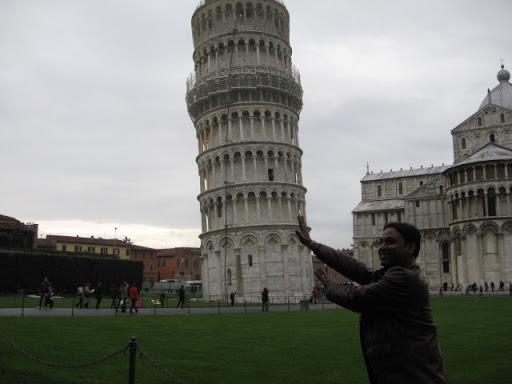 Pisa Ki Minar
