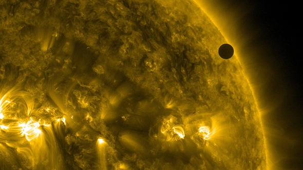 The Transit of Venus in Pictures