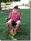 SCHOOL gian  sitting on chair full body JULIA 78