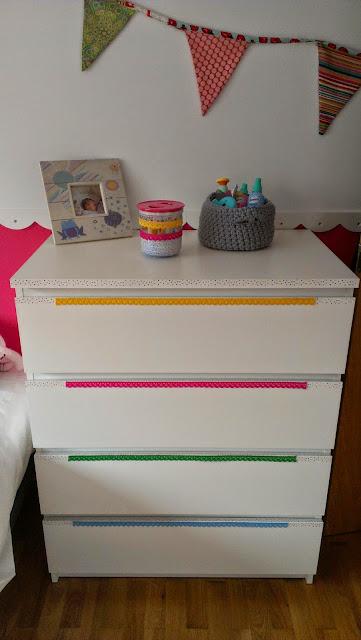 Trukitos de amatxu tunning de la c moda malm de ikea y - Ikea mesilla malm ...