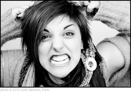 'ANGRY-ANN' photo (c) 2010, Josh Janssen - license: http://creativecommons.org/licenses/by-nd/2.0/