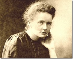Мария Склодовская-Кюри. Фото med.yale.edu
