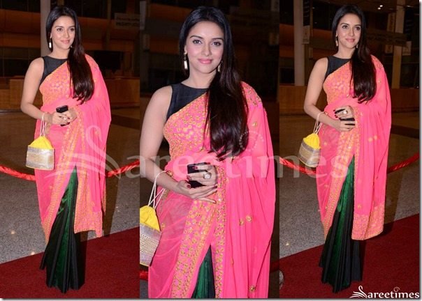 Asin_Half_and_Half_Saree