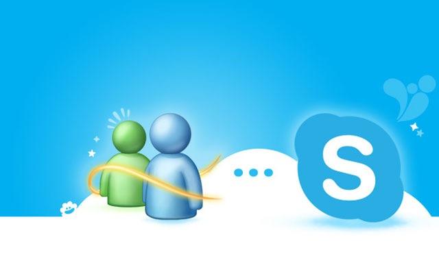 Microsoft: «Αντίο» στο Windows Live Messenger για χάρη του Skype