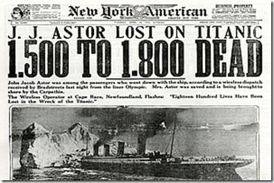 titanic-newspaper-reprint-1912