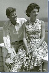 jackie kennedy John F Kennedy