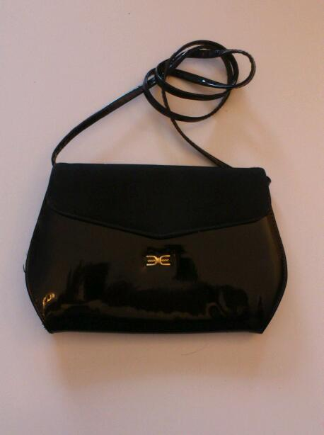 Handväska mocca : Vintage spyglass handv?skor till sk?nks