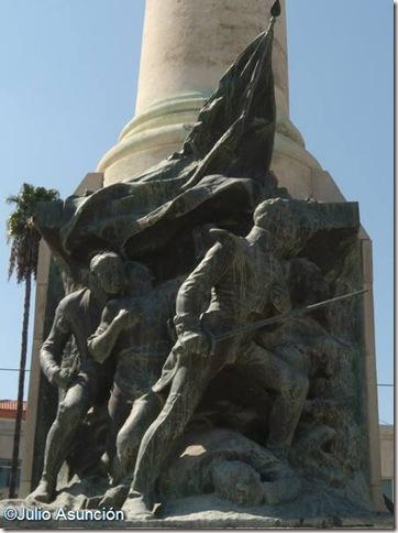 Monumento a las batallas - Batalla de Bailén - Jaen