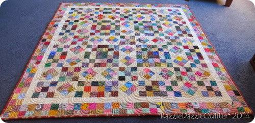 Normans quilt full shot