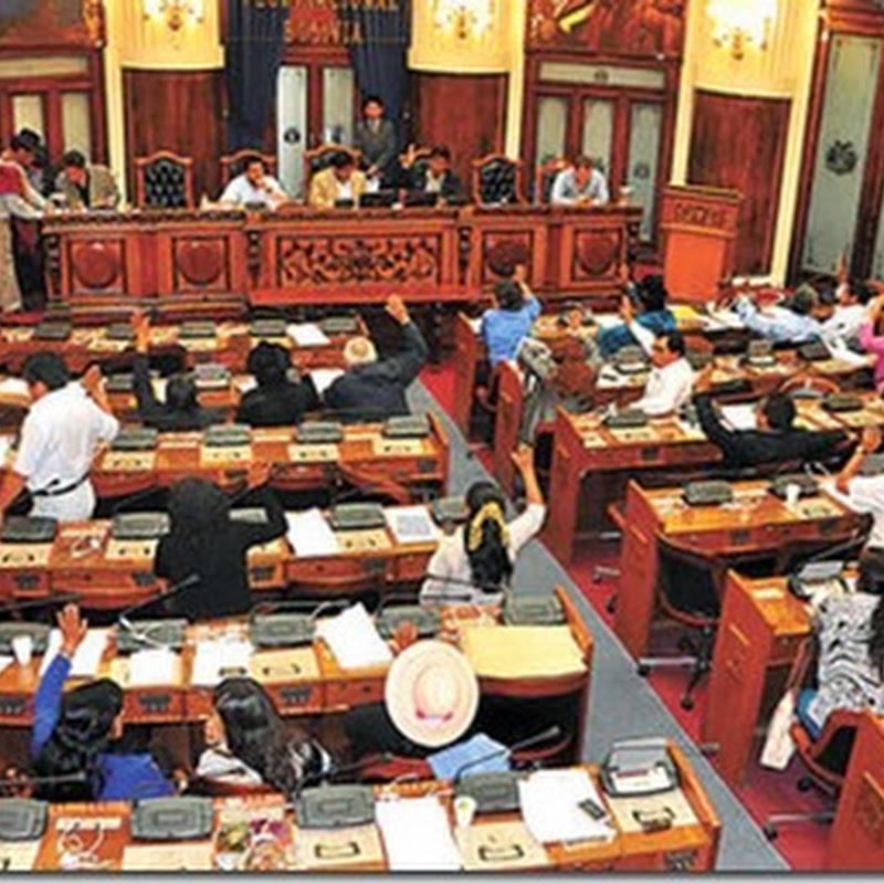 La Asamblea inicia receso; aprobó 131 leyes en el 2013