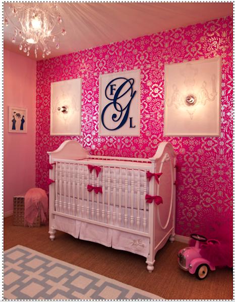 Girls Nursery Decorating Nursery Ideas For Girls