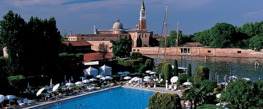 The Hotel Cipriani is a staple of Venice. Its views and accomodations are special, and worth a peek. (hotelcipriani.com)
