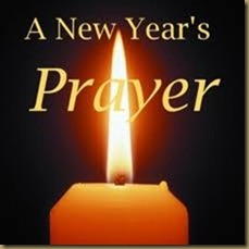 New Year s Prayer