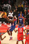lebron james nba 130217 all star houston 36 game 2013 NBA All Star: LeBron Sets 3 pointer Mark, but West Wins