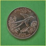 Quarter Oklahoma