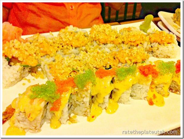 Sozo Sushi Vera Cruz & Forrest Gump Rolls2