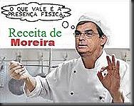 Pinho Moreira e sua receita