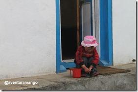 Criança Nepalesa