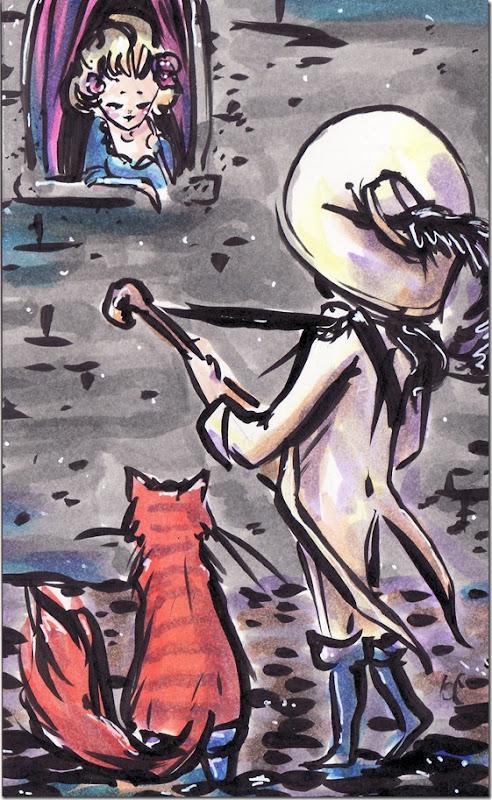 El Gato con Botas,El gato maestro,Cagliuso, Charles Perrault,Master Cat, The Booted Cat,Le Maître Chat, ou Le Chat Botté (52)
