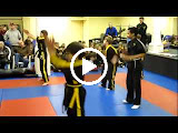 Video: Kai and his fellow black belts performing at his karate graduation