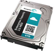 Enterprise Capacity 3.5 HDD-6TB - On tulossa vasta markkinoille