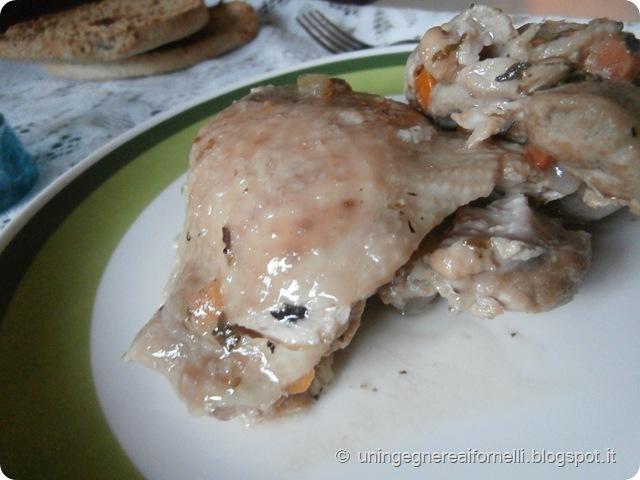 pollo sovracosce chicken tight tenere morbide succose tender limone lemon nigella