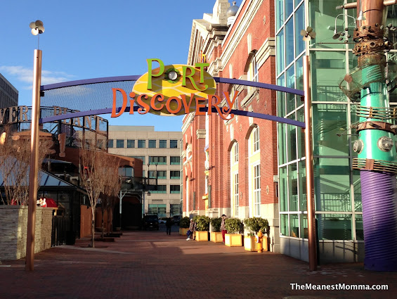 Port Discovery Children&#8217;s Museum, Baltimore, MD