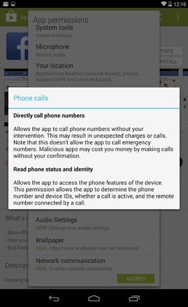 Facebook App Phone Calls[4]