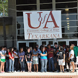 UACCH-Texarkana Ribbon Cutting