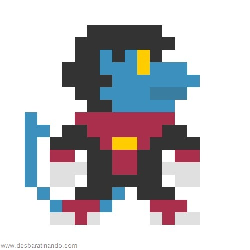 super herois e viloes em 8 bits x man (5)