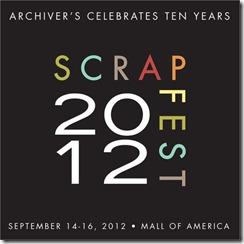 Scrapfest 2012 logo