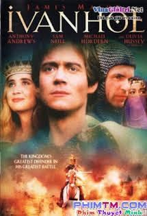 Dũng Sĩ Ivanhoe 1982 - Ivanhoe