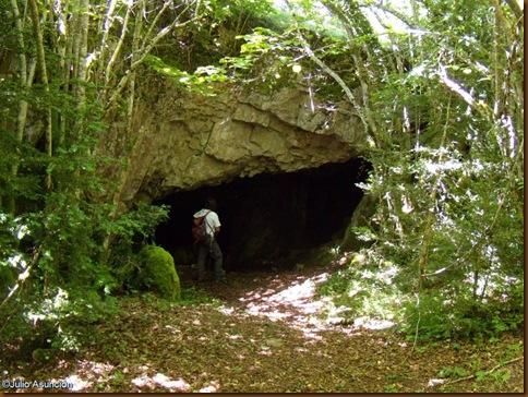 Cueva de Lezestali - Lusarreta