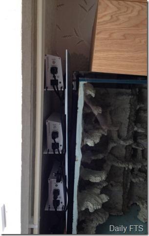 Radion PSU Shelves - 32