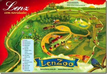 Mapa Lenz Thumb