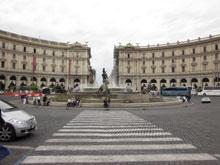 Площада на републиката в Рим