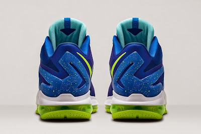 nike lebron 11 low gr sprite hyper cobalt 1 07 Release Reminder: Nike Max LeBron XI Low Sprite