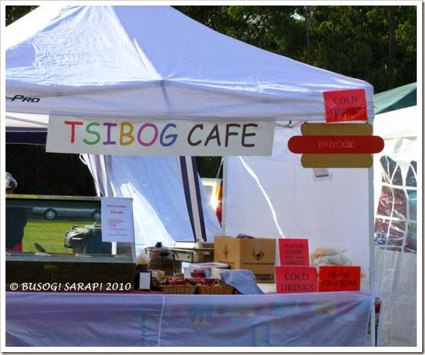 TSIBOG CAFE 2010 © BUSOG! SARAP! 2010