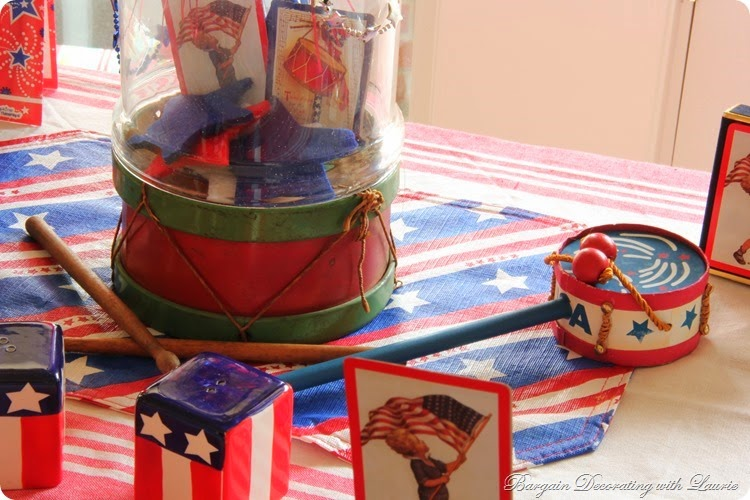 4th of July Table 11