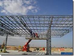 2.- Algunas de las ventajas de las Estructuras Metálicas