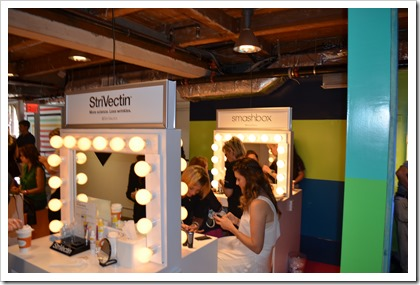 Birchbox Beauty and Hair Sessions at New York Fashion Week