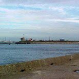 in IJmuiden, Noord Holland, Netherlands