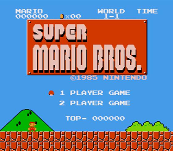 SuperMarioBros-NES